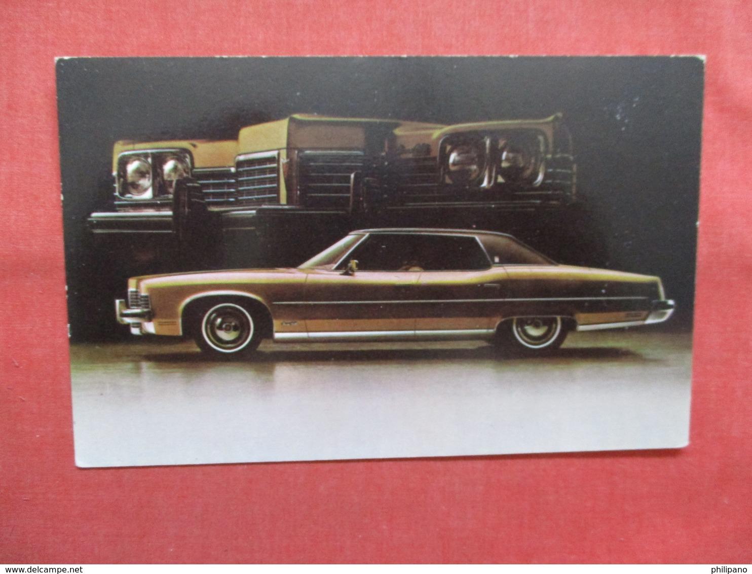 1973 Grand Ville 4 Dr Hardtop   >  Ref    3561 - Passenger Cars