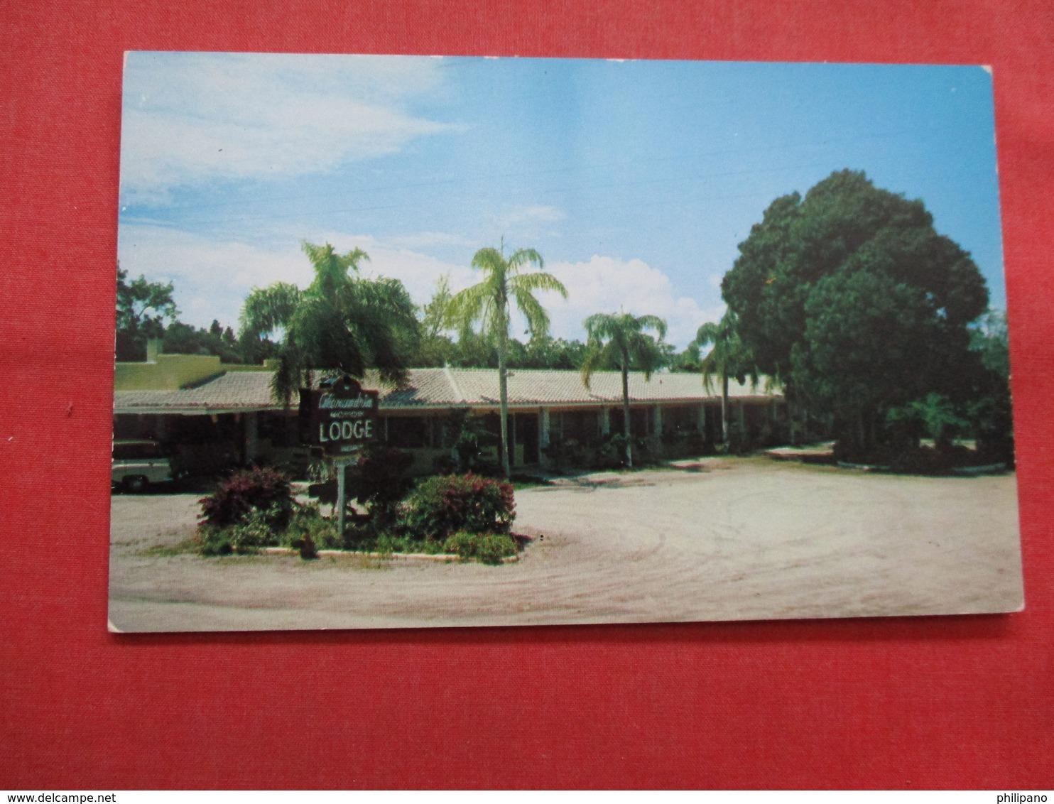 Alexandria Motor Lodge  Melbourne   Florida  Ref    3561 - United States