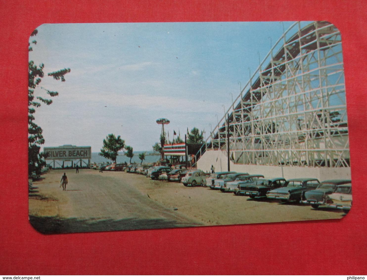 - Roller Coaster Ride Silver Beach  St. Joseph Michigan    > Ref    3561 - United States