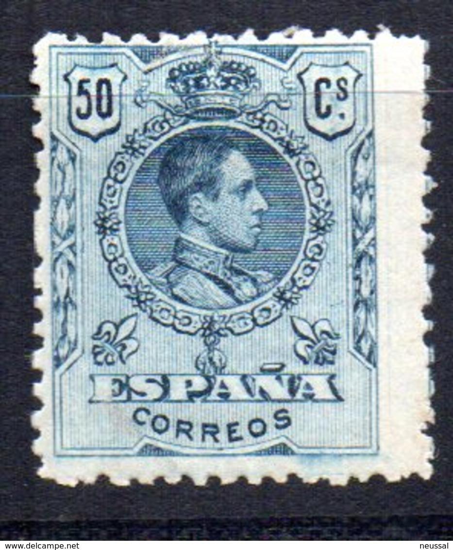 Sello Nº 277  España - 1889-1931 Reino: Alfonso XIII