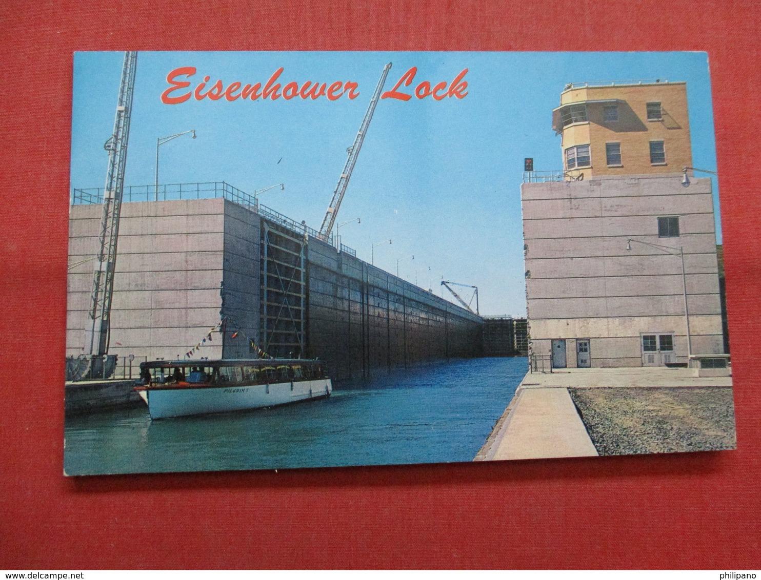 Eisenhower Lock  St Lawrence Seaway  > >  Ref    3562 - Other