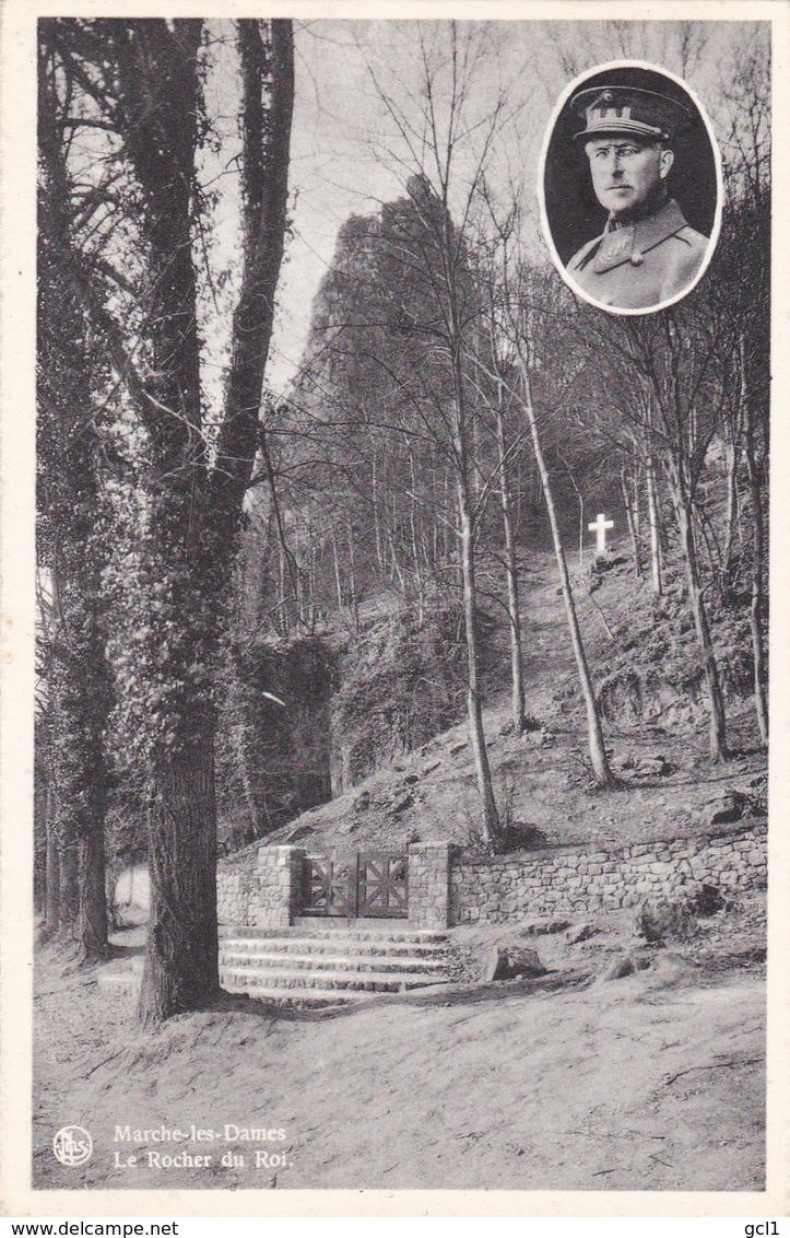 Marche Les Dames -le Rocher Du Roi - Namur
