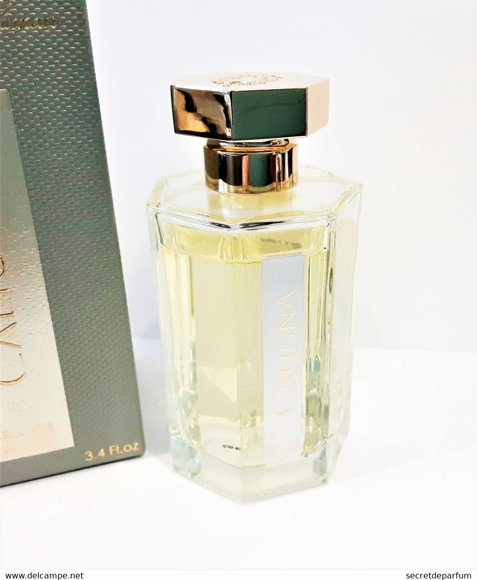 Flacon De Parfum  CALIGNA  De L'ARTISAN  PARFUMEUR  EDP  100 Ml   Manque 10 Ml - Fragrances (new And Unused)