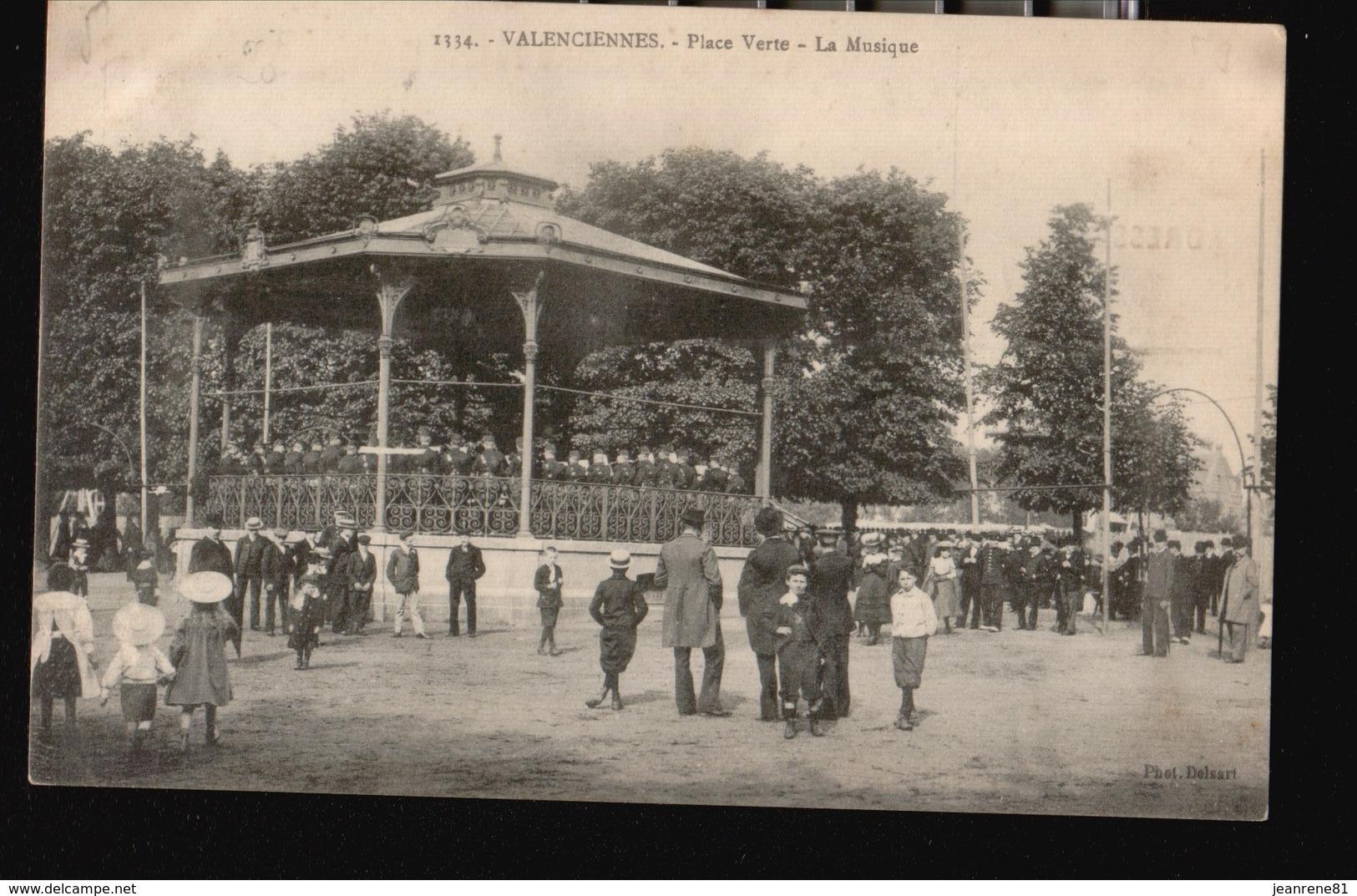 VALENCIENNES/008.....KIOSQUE - Valenciennes