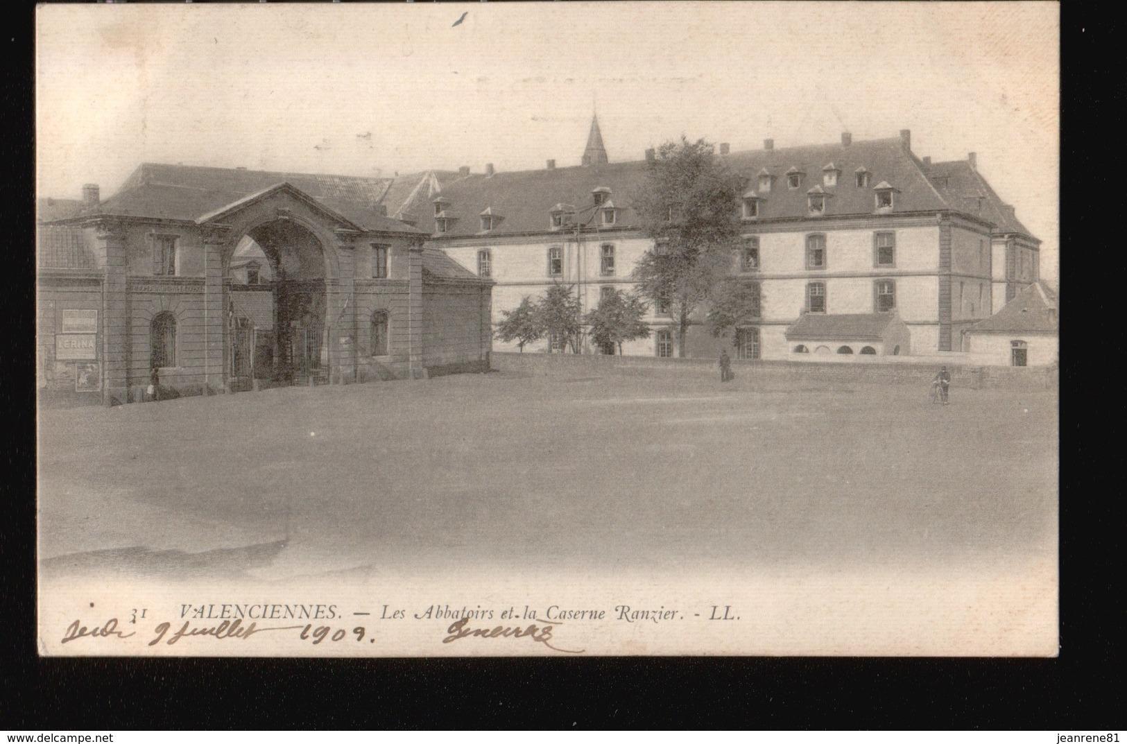 VALENCIENNES/015.....LES ABBATOIRS - Valenciennes