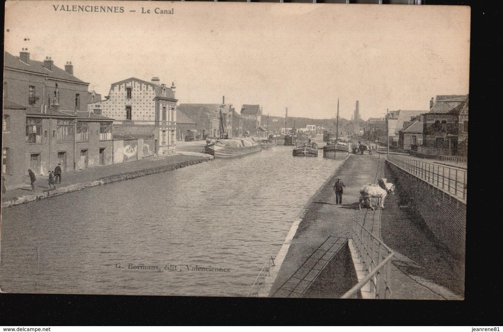 VALENCIENNES/019.....PENICHE - Valenciennes