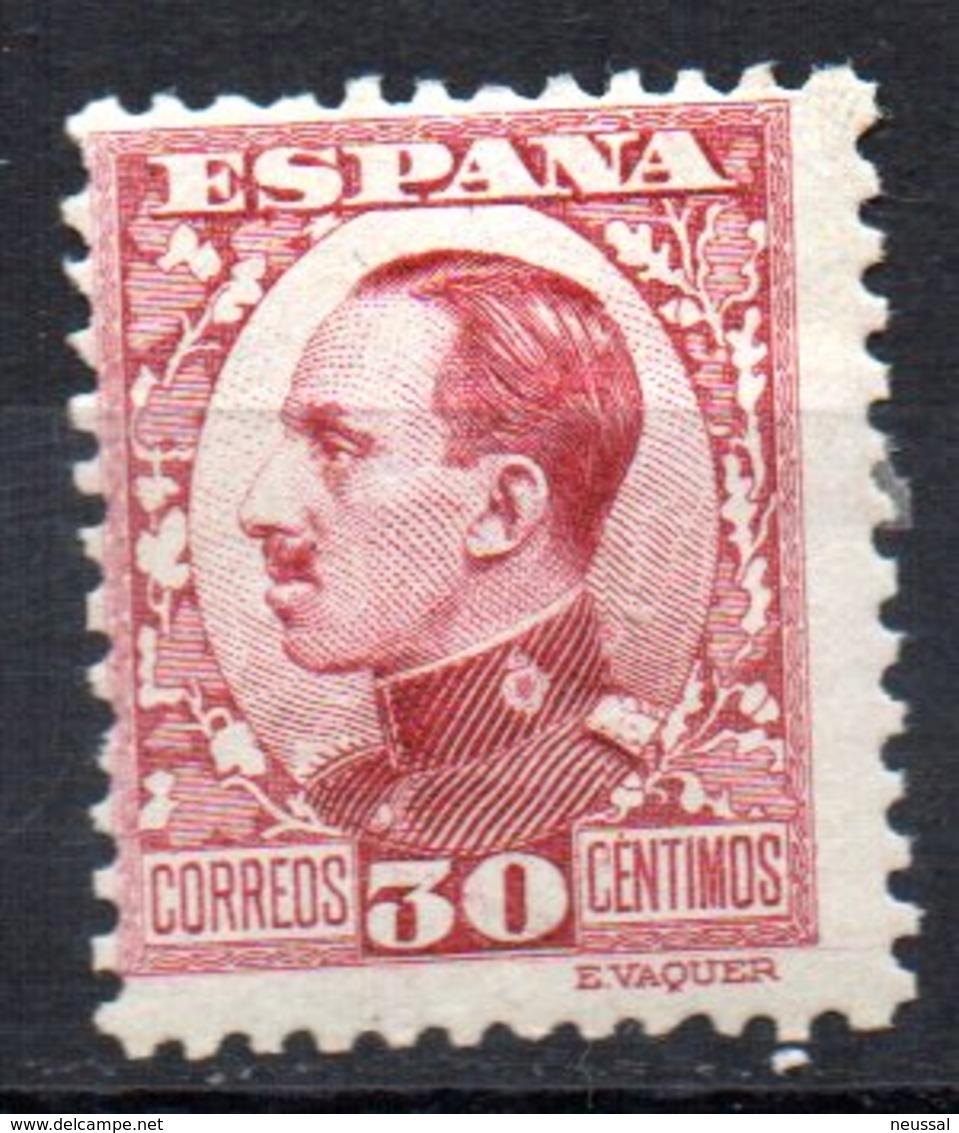 Sello Nº 496  España - 1889-1931 Reino: Alfonso XIII