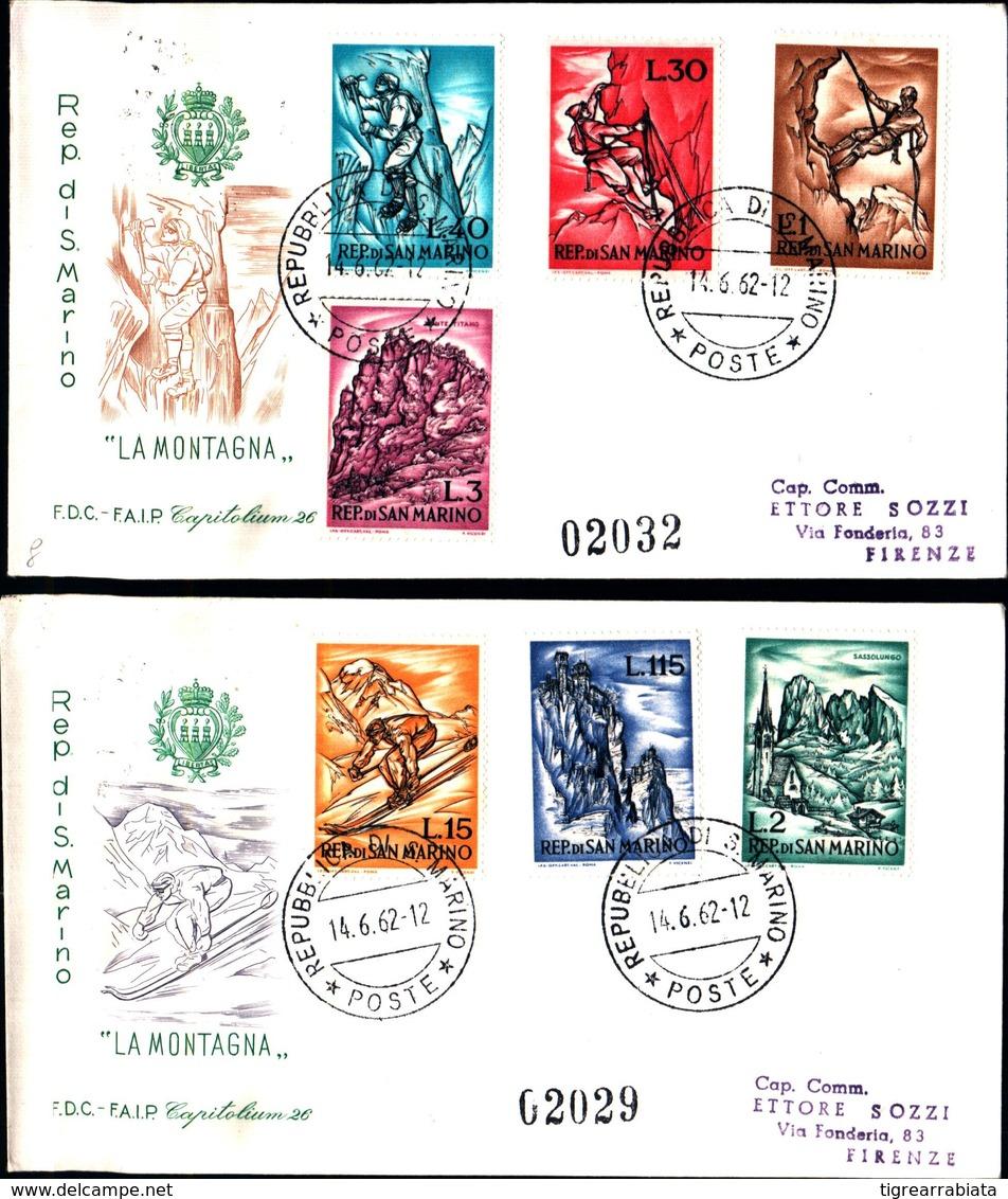 13130A)F.D.C. SAN MARINO   Centenario Dei Primi Francobolli Di San Marino - 28 Agosto 1977 - FDC