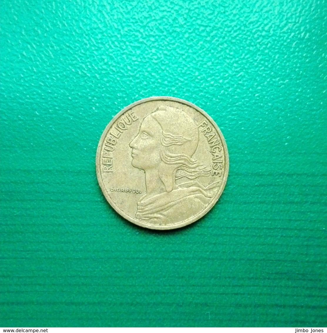 5 Centimes Münze Aus Frankreich Von 1966 (sehr Schön) - C. 5 Centimes