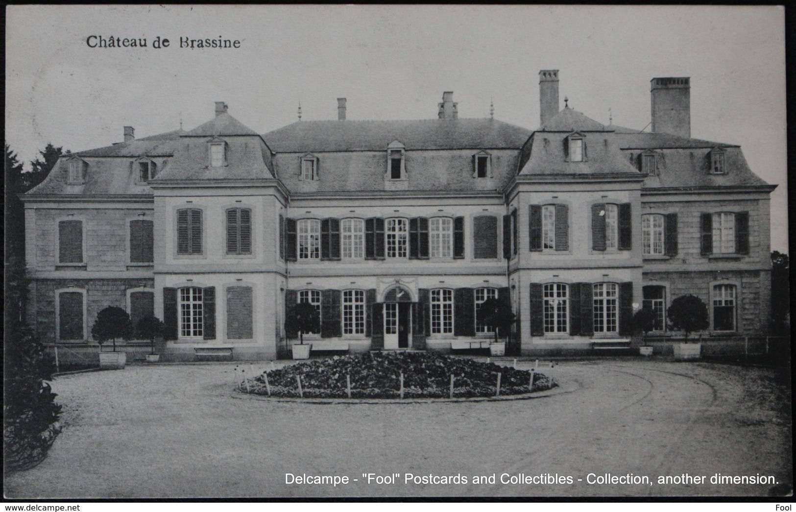 Havelange Château De Brassine - Havelange