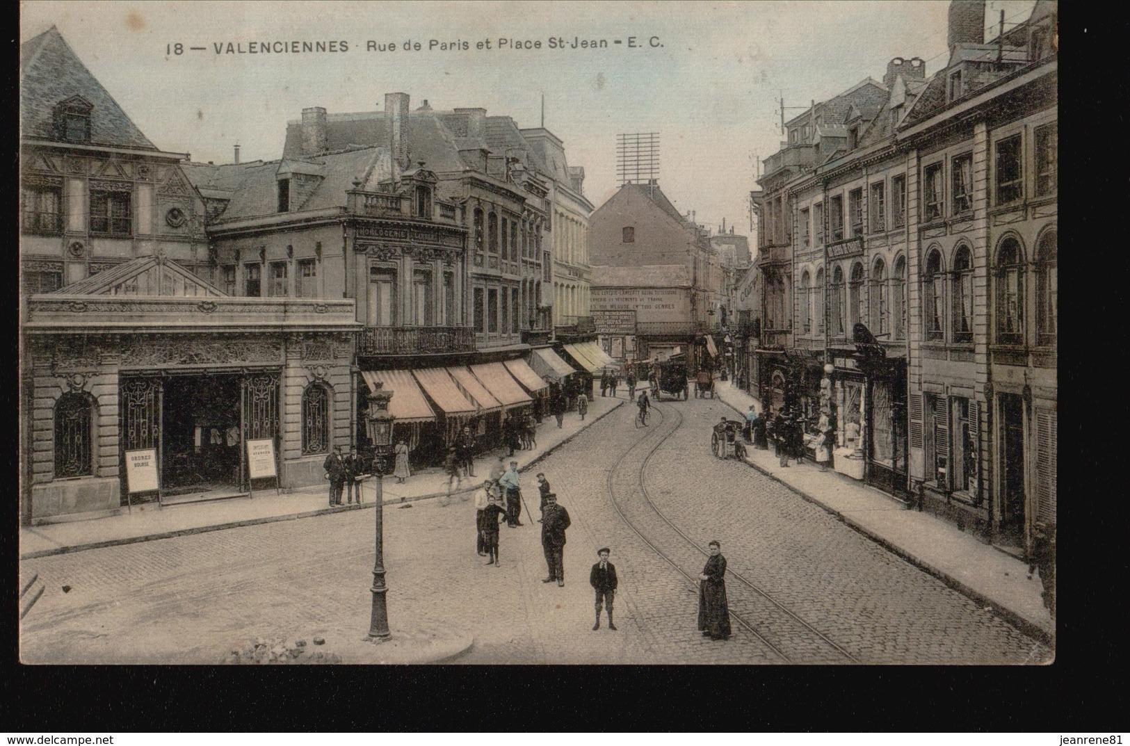 VALENCIENNES/038..... - Valenciennes