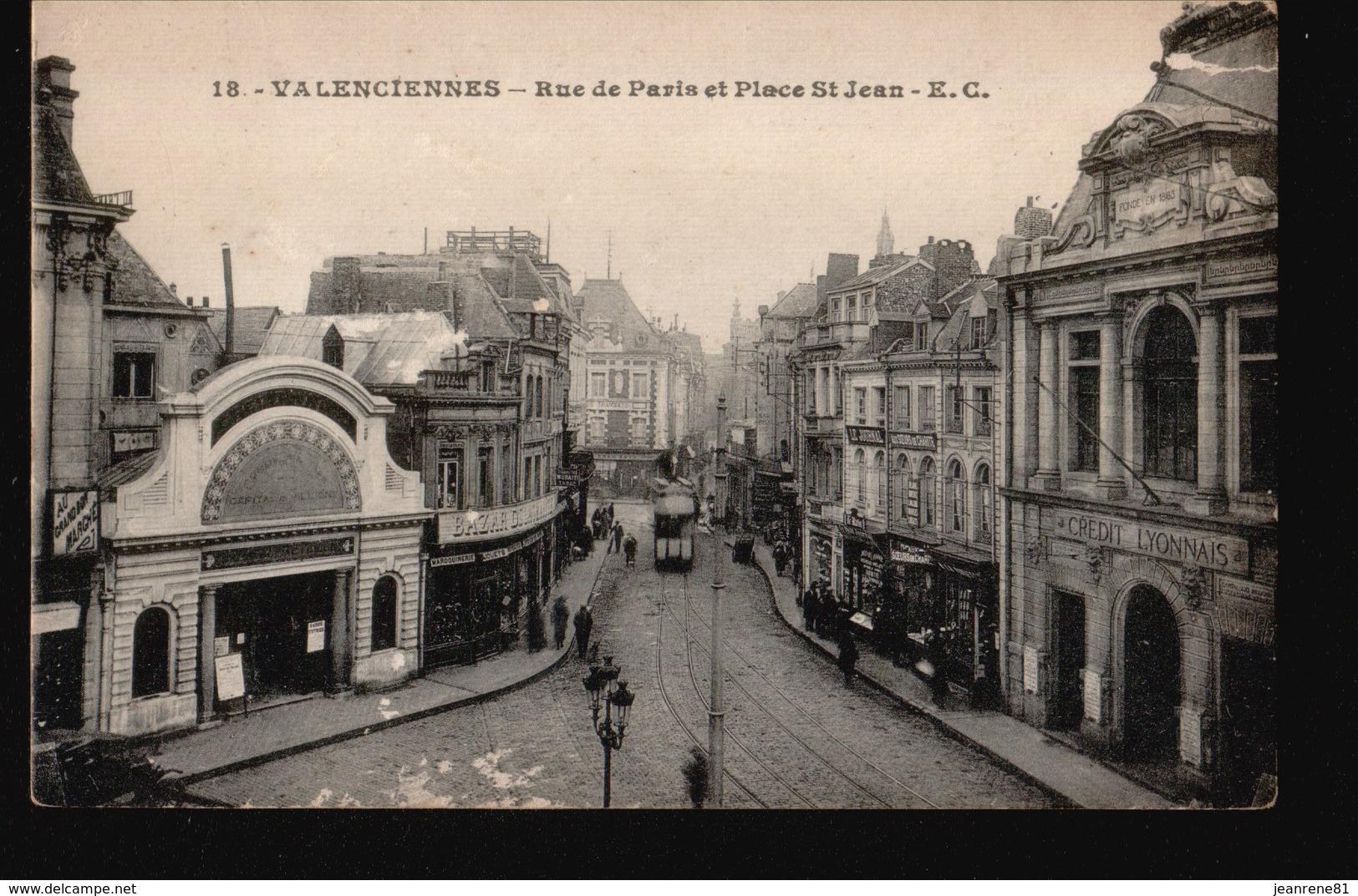 VALENCIENNES/043..... - Valenciennes