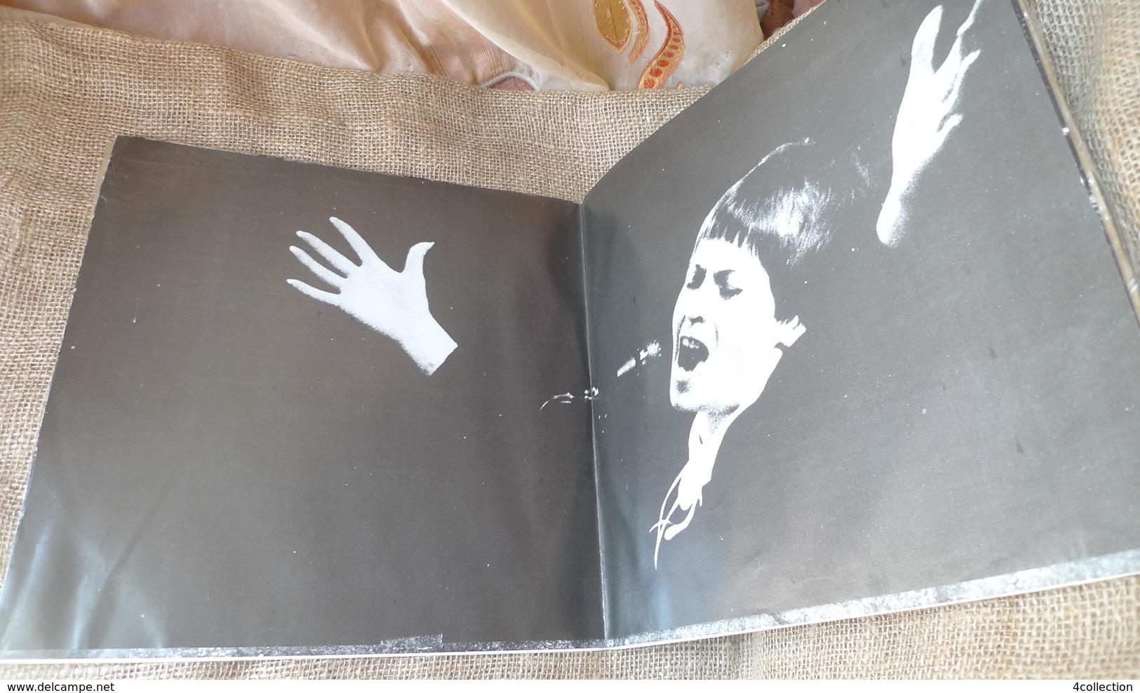 Vinyl Records Stereo 33rpm LP Bulgaria Balkanton Love You In Russian Lili Ivanova - Unclassified