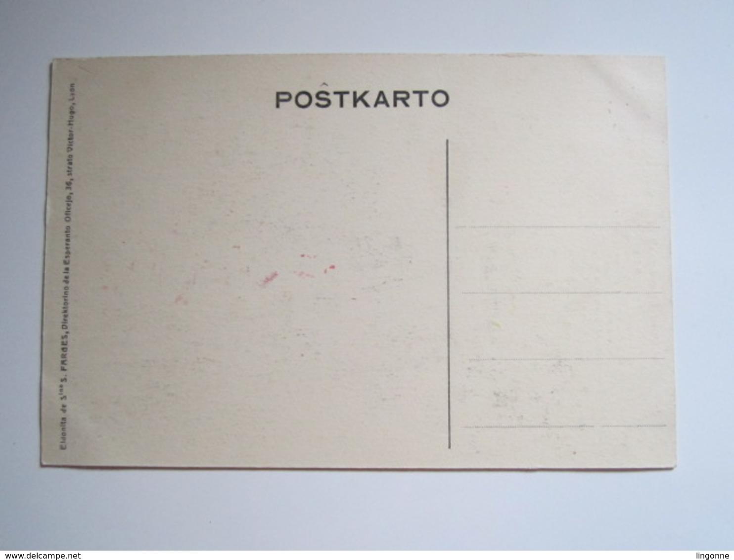 Thème - Esperanto - Illustration Pfeiffer - Apprendre L'esperanto - Ili Lernis Esperanton - Esperanto
