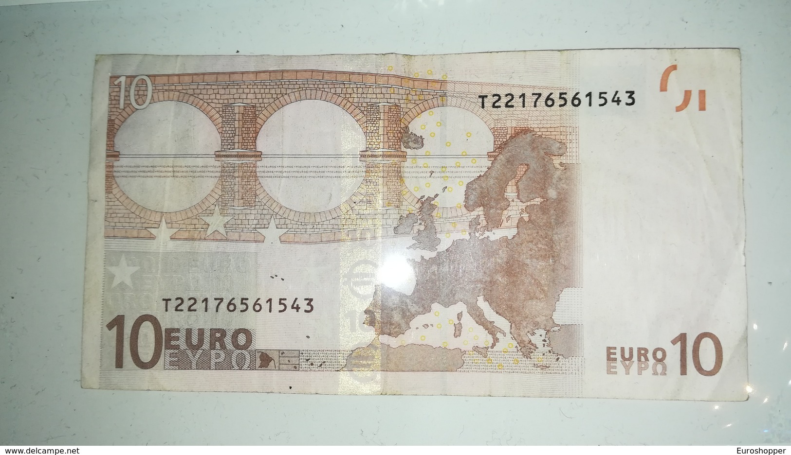 EURO-IRELAND 10 EURO (T) K002 Sign Duisenberg - EURO