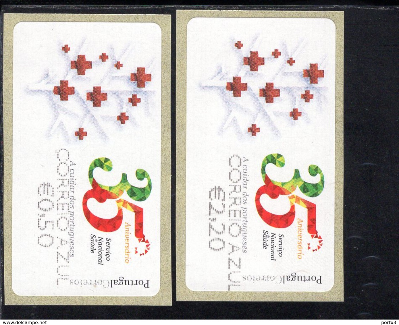 89 Europawahl Correio Azul ** Postfrisch, MNH, Neuf (5) - Automatenmarken (ATM/Frama)