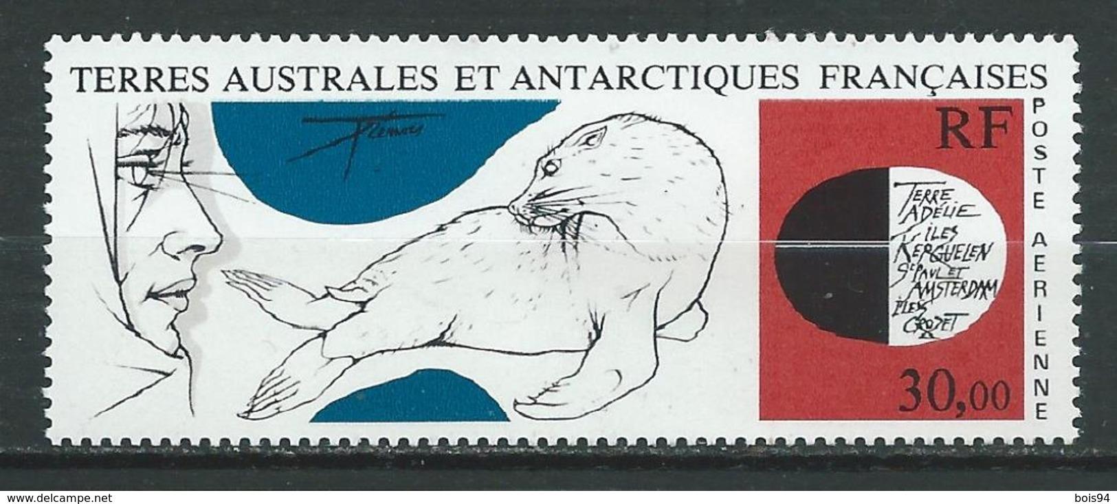 TAAF 1985 . Poste Aérienne . N° 89 . Neuf  ** (MNH) . - Poste Aérienne