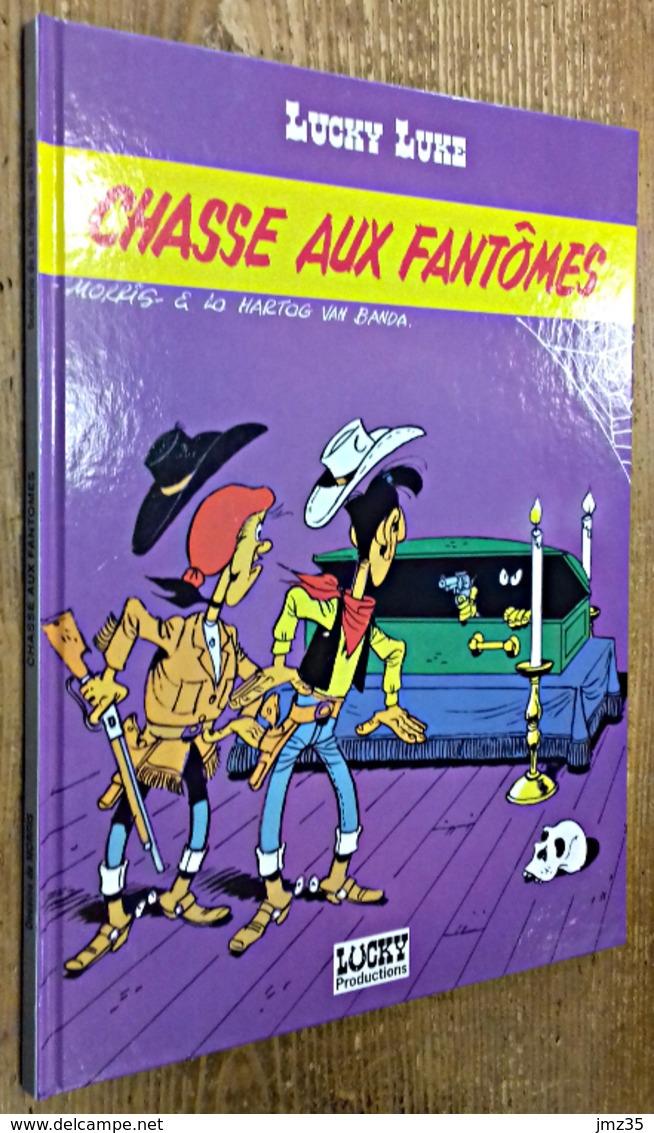 Lucky Luke: Chasse Aux Fantômes (ÉO) - Livres, BD, Revues