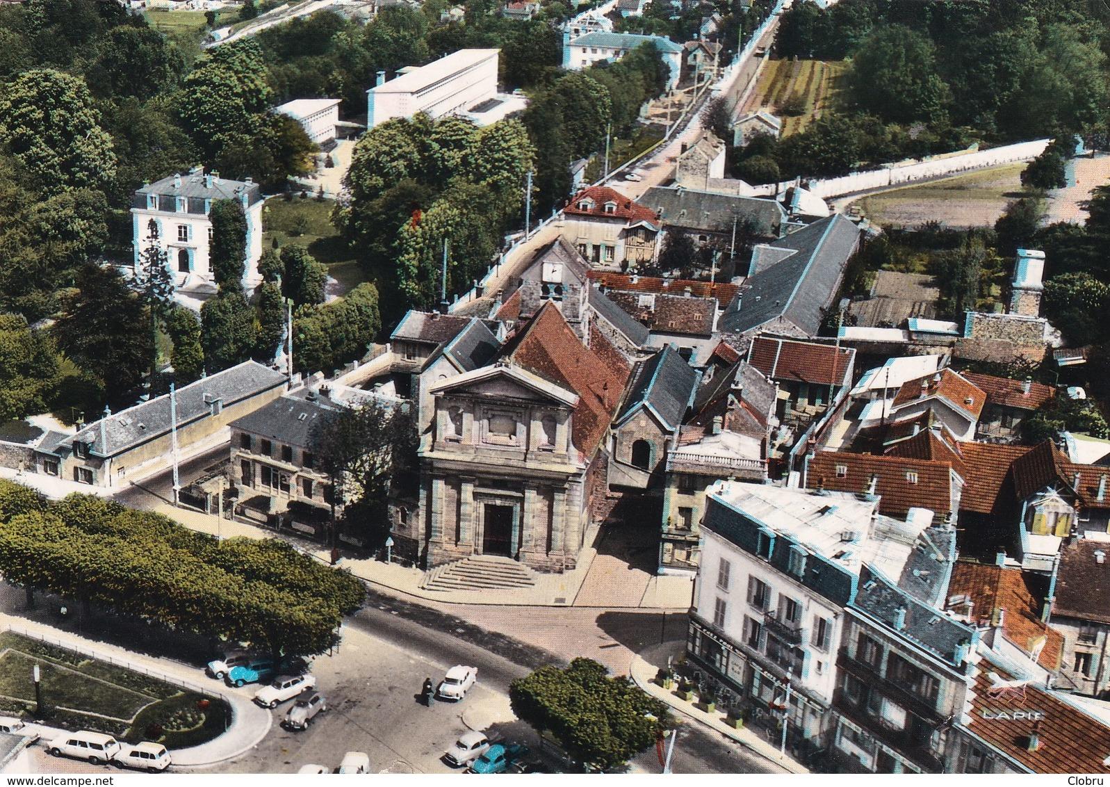 91 Orsay, Le Centre, L'Eglise - Orsay