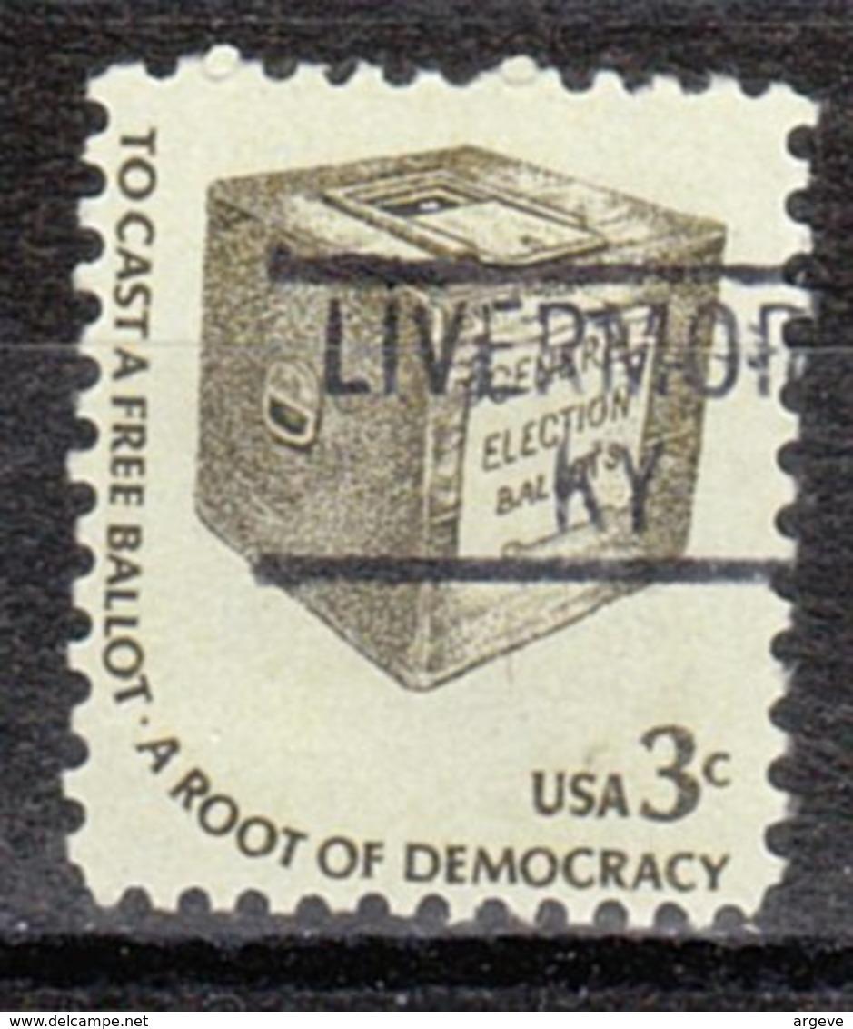 USA Precancel Vorausentwertung Preo, Locals Kentucky, Livermore 839 - Vereinigte Staaten