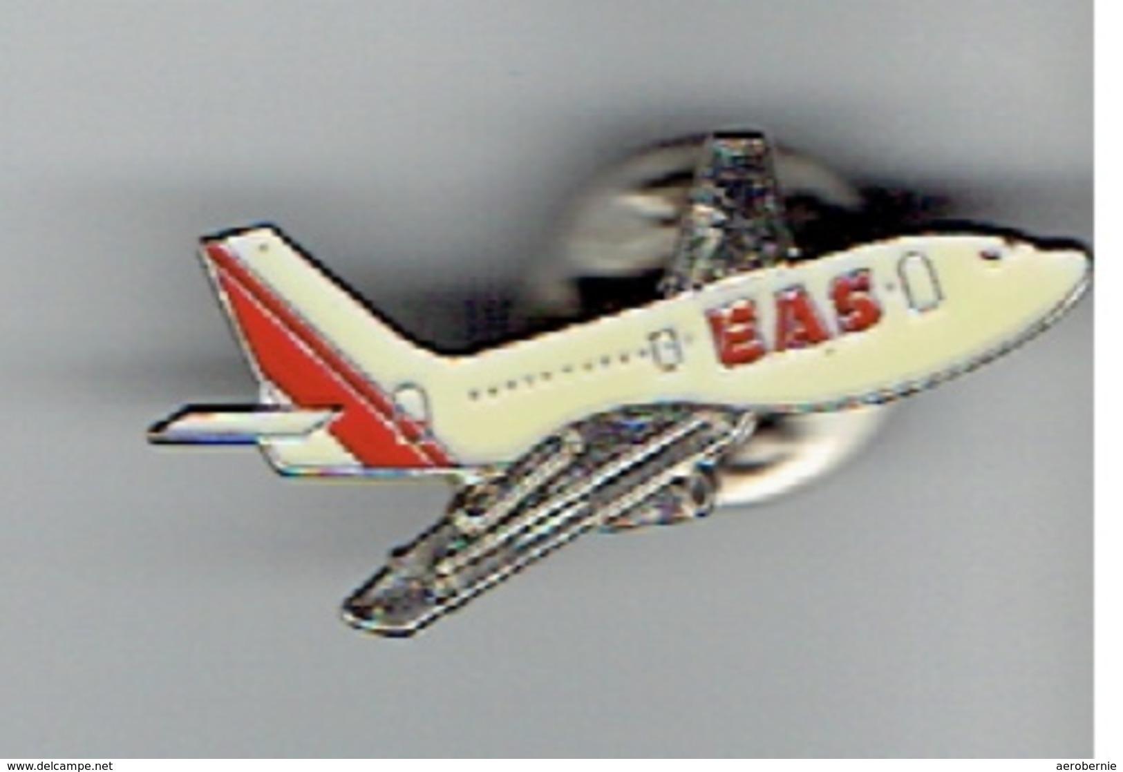 Pin EAS - Europe Air Services / Boeing 737 - Luftfahrt