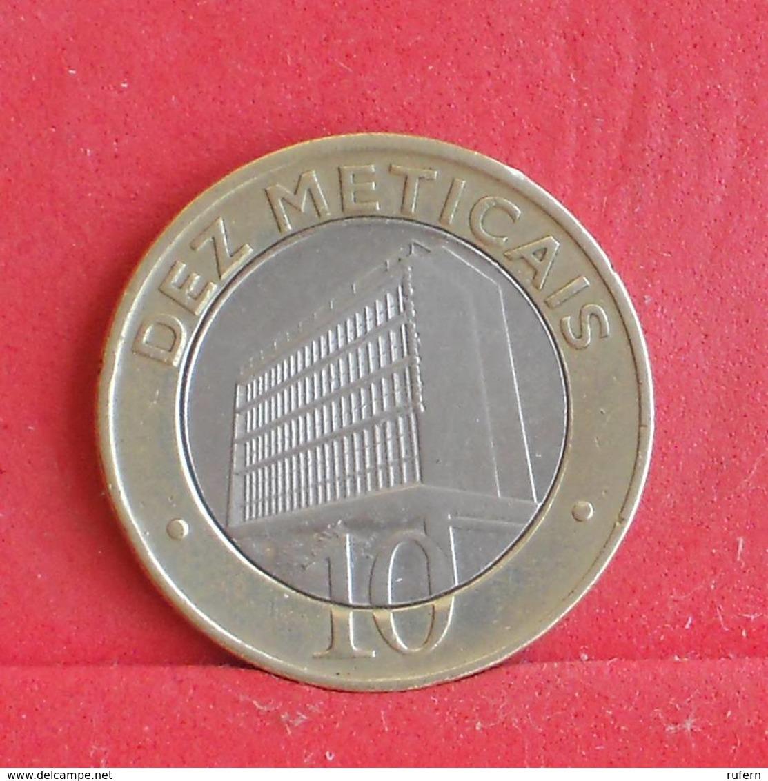 MOZAMBIQUE 10 METICAIS 2006 -    KM# 140 - (Nº30431) - Mozambique