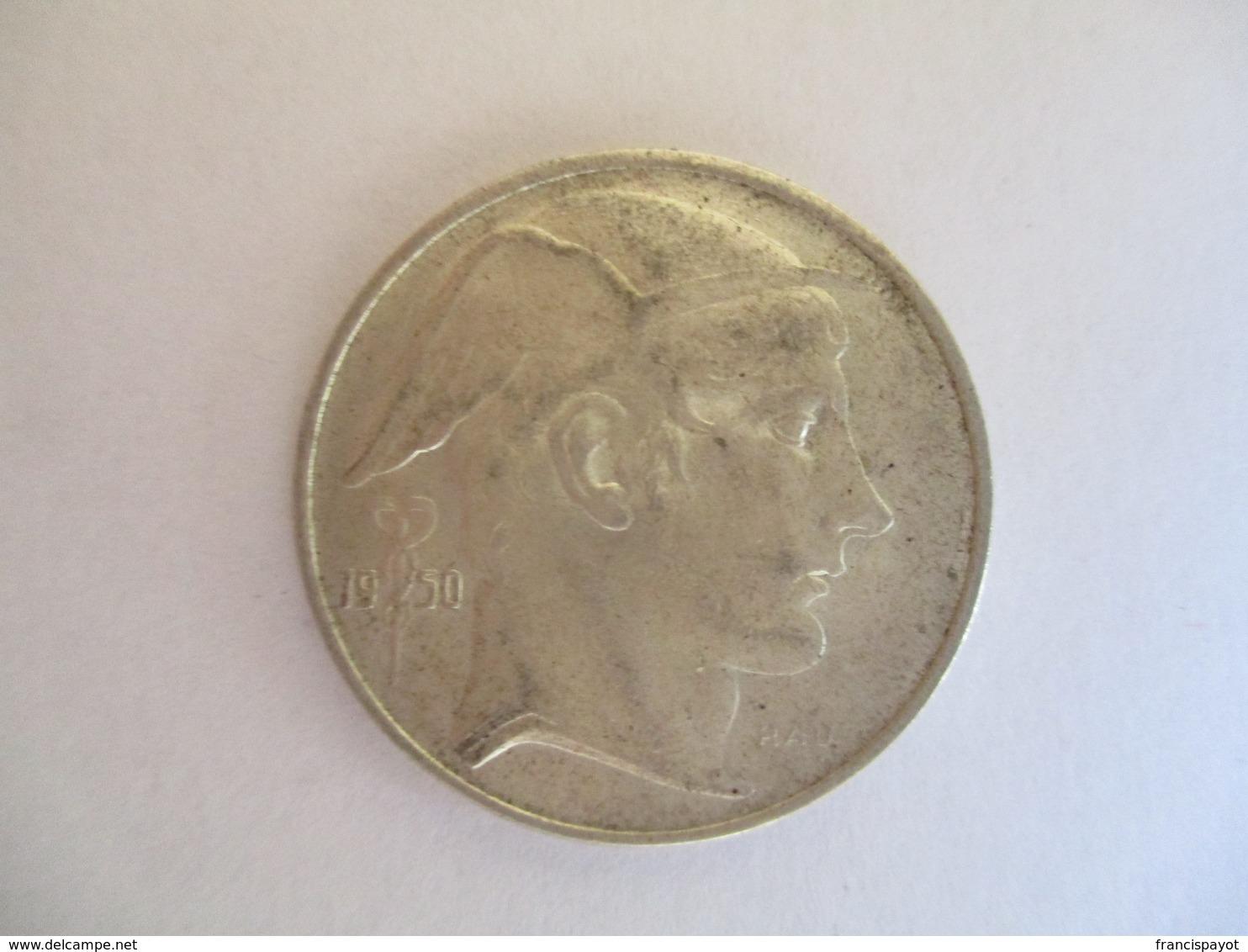 Belgique: 20 Francs 1950 - 1945-1951: Regentschaft
