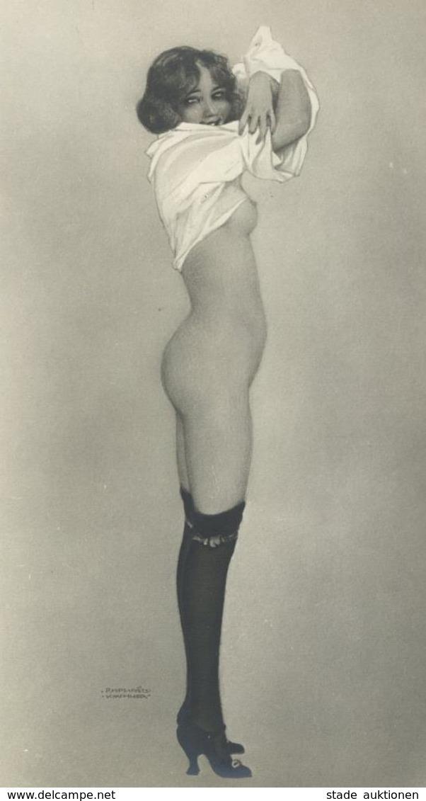 Kirchner, Raphael Erotik Foto 25,7 X 14 Cm I-II Erotisme - Kirchner, Raphael