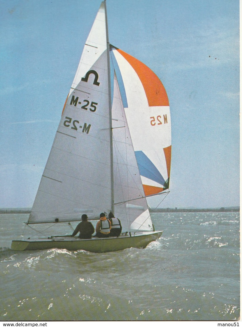 VOILE - CPSM - Voile
