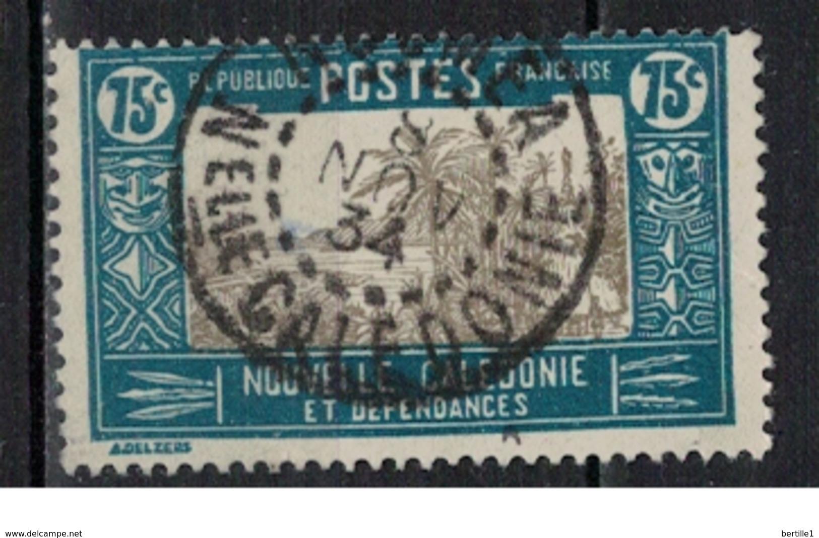 NOUVELLE CALEDONIE              N°     YVERT     152    ( 2 )               OBLITERE       ( Ob  5/20 ) - Neukaledonien