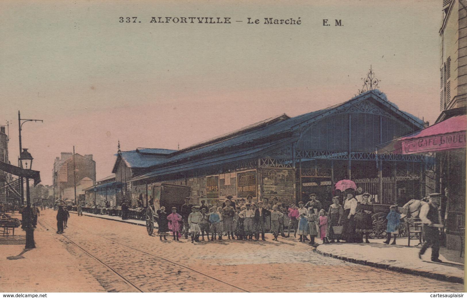 Alfortville : Le Marché - Alfortville