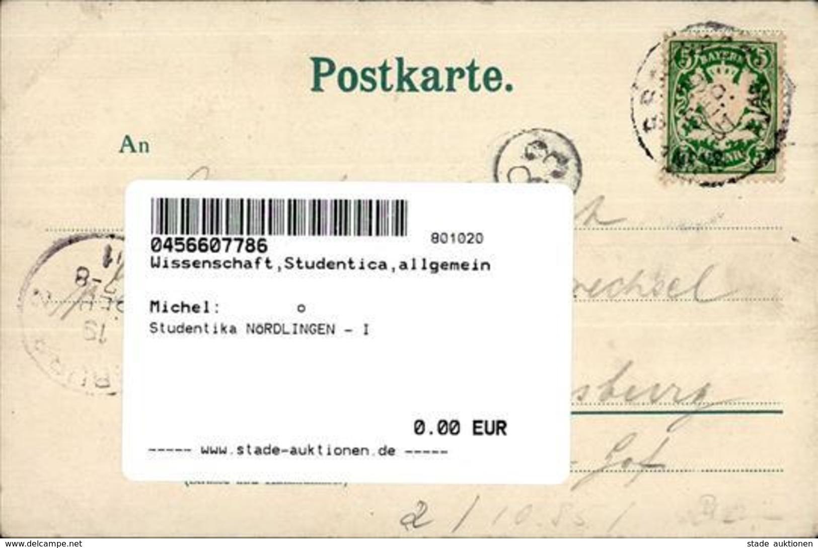 Studentika NÖRDLINGEN - I - Schulen