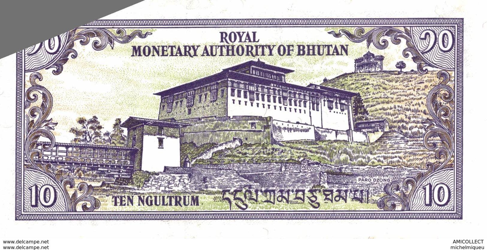7146-2019    BILLET ETRANGER  BHUTAN - Bhutan