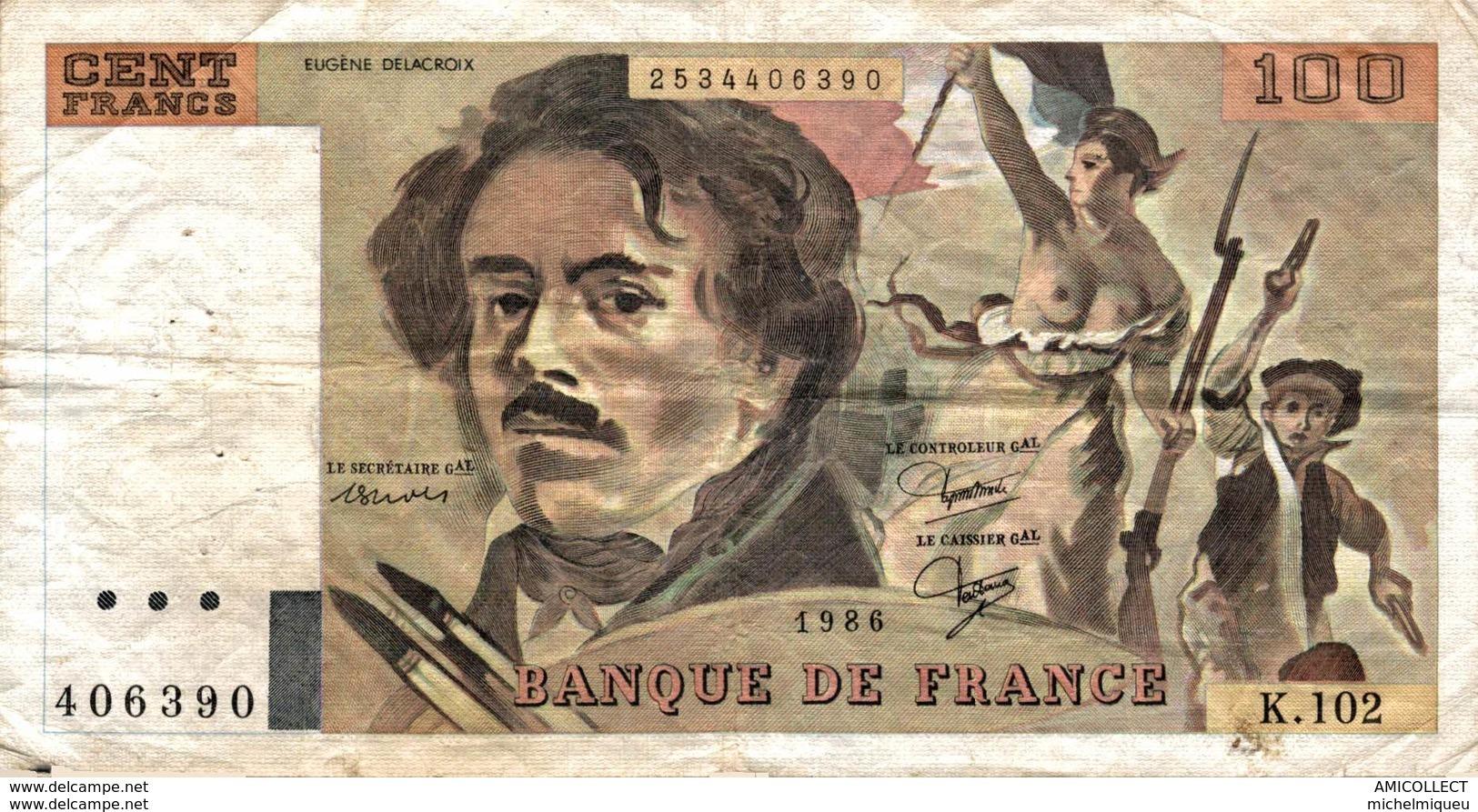 7707-2019    BILLET  DE BANQUE  FRANCAIS - Francia