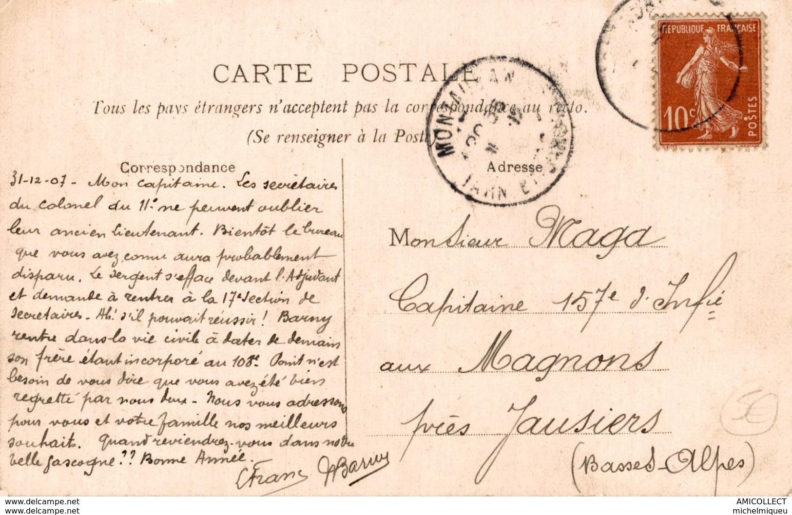 3156-2019         MONTAUBAN      MOULIN SAPIACOU ET CHAUSSEE - Montauban