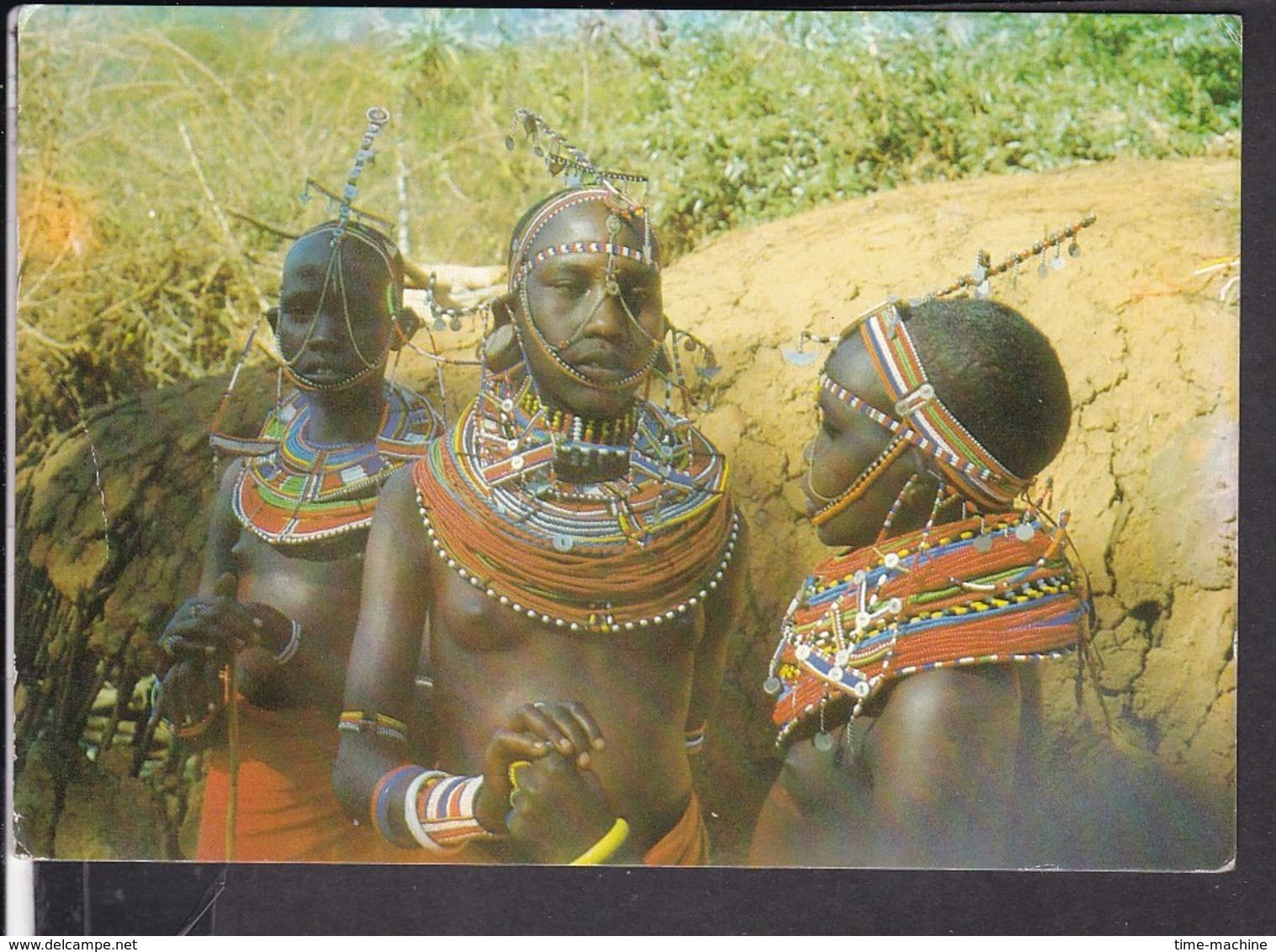 Masai Girls  1987 , Tansania - Tansania