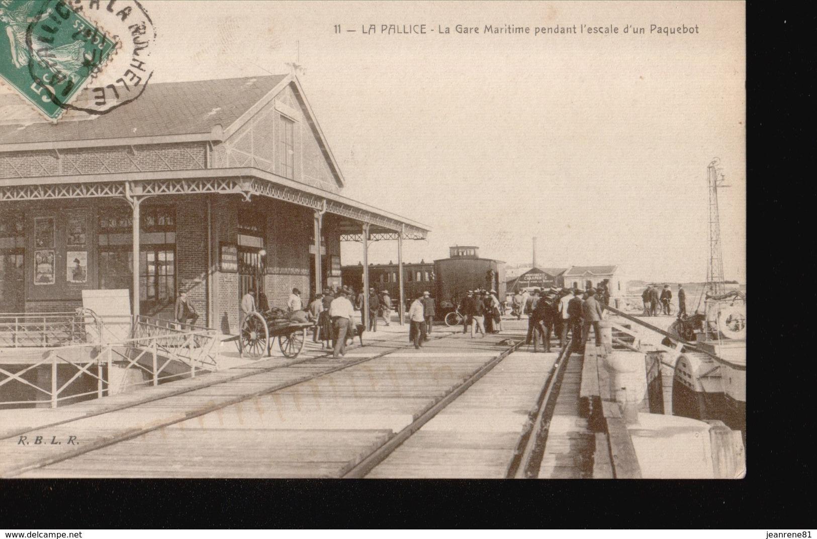 LAROCHELLE/005.....GARE MARITIME - La Rochelle