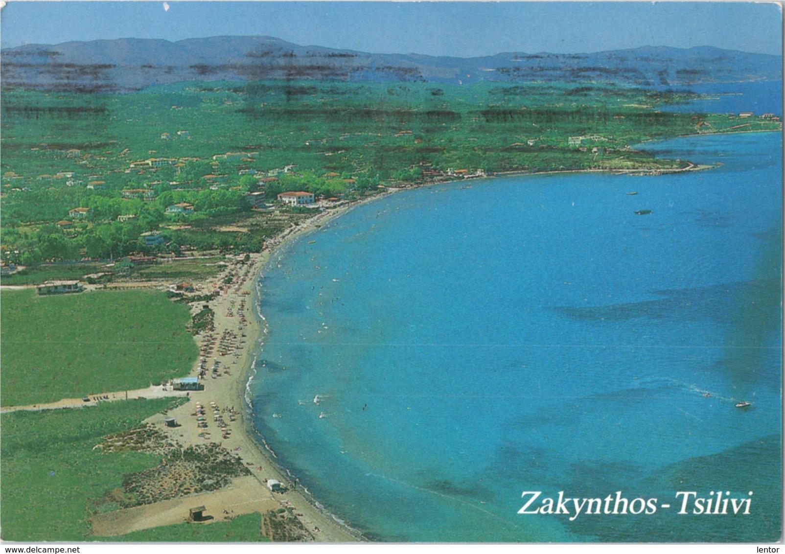 Pl 001 / Zakynthos. Tsilivi - Greece