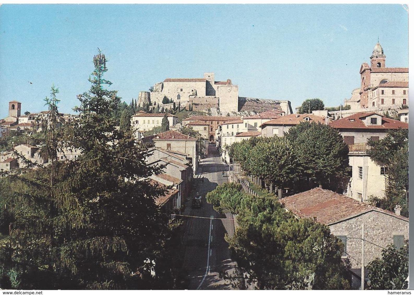 Verucchio - Via Dei Martiri - Panorama - Rimini - H4345 - Rimini