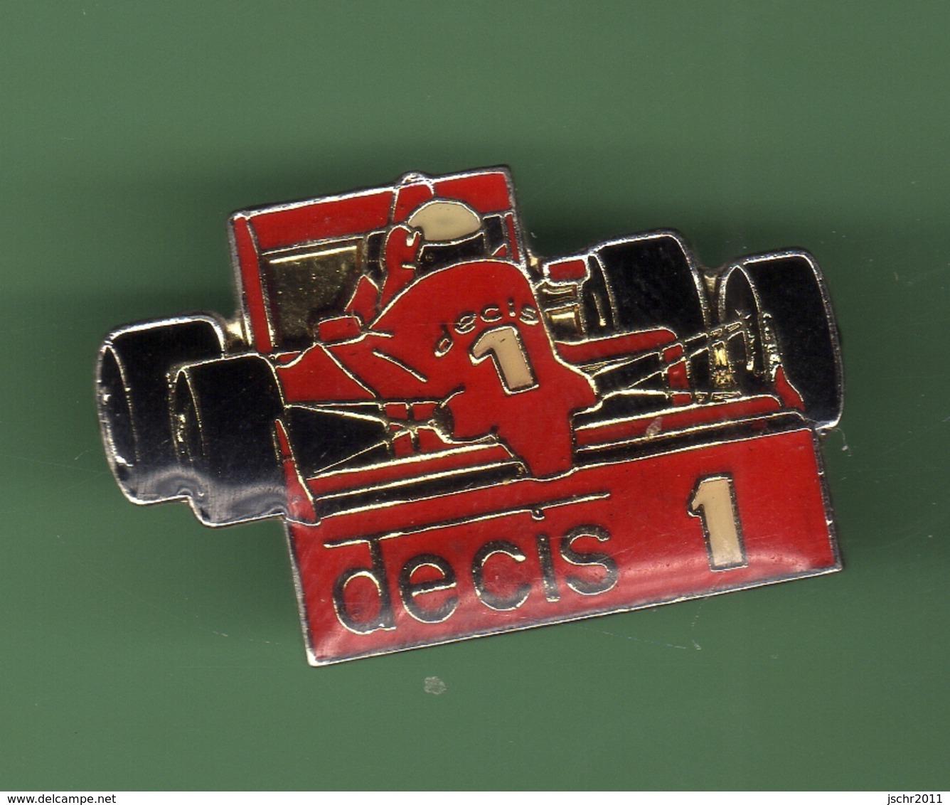 F1 *** DECIS 1 *** 1043 (80) - Automobile - F1