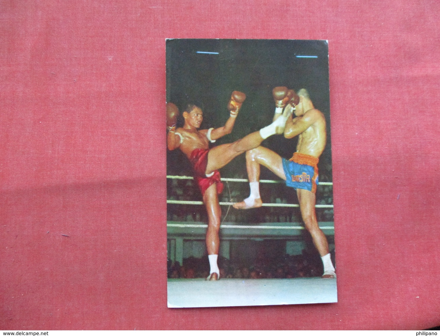 Thai Styled Boxing  Bangkok Thailand     -ref    3572 - Boxing