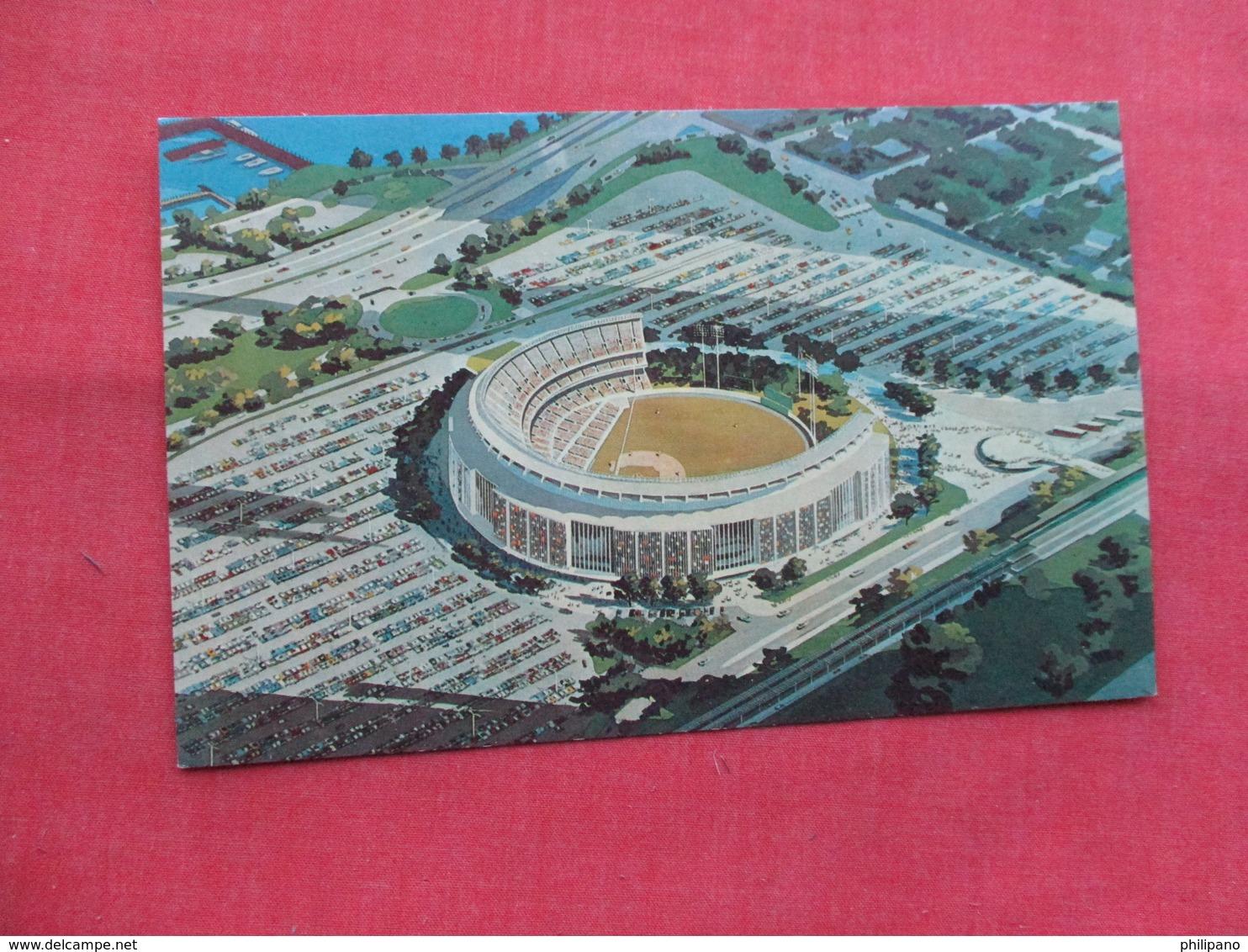 Shea  Baseball  Stadium  Queens NY        -ref    3572 - Baseball