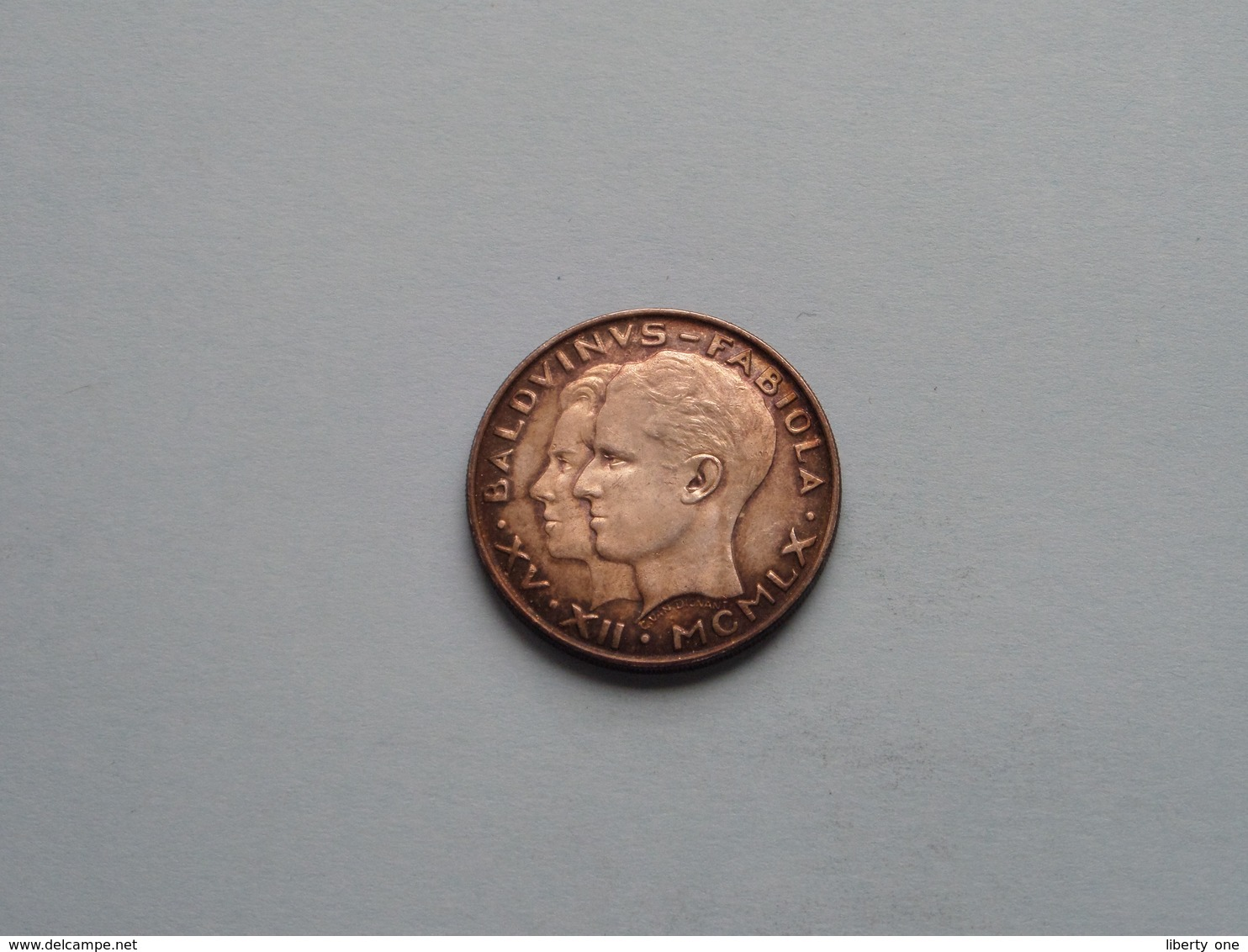 1960 - 50 FRANCS ( Morin 544 > Silver ) ( Uncleaned - For Grade, Please See Photo ) ! - 08. 50 Francs