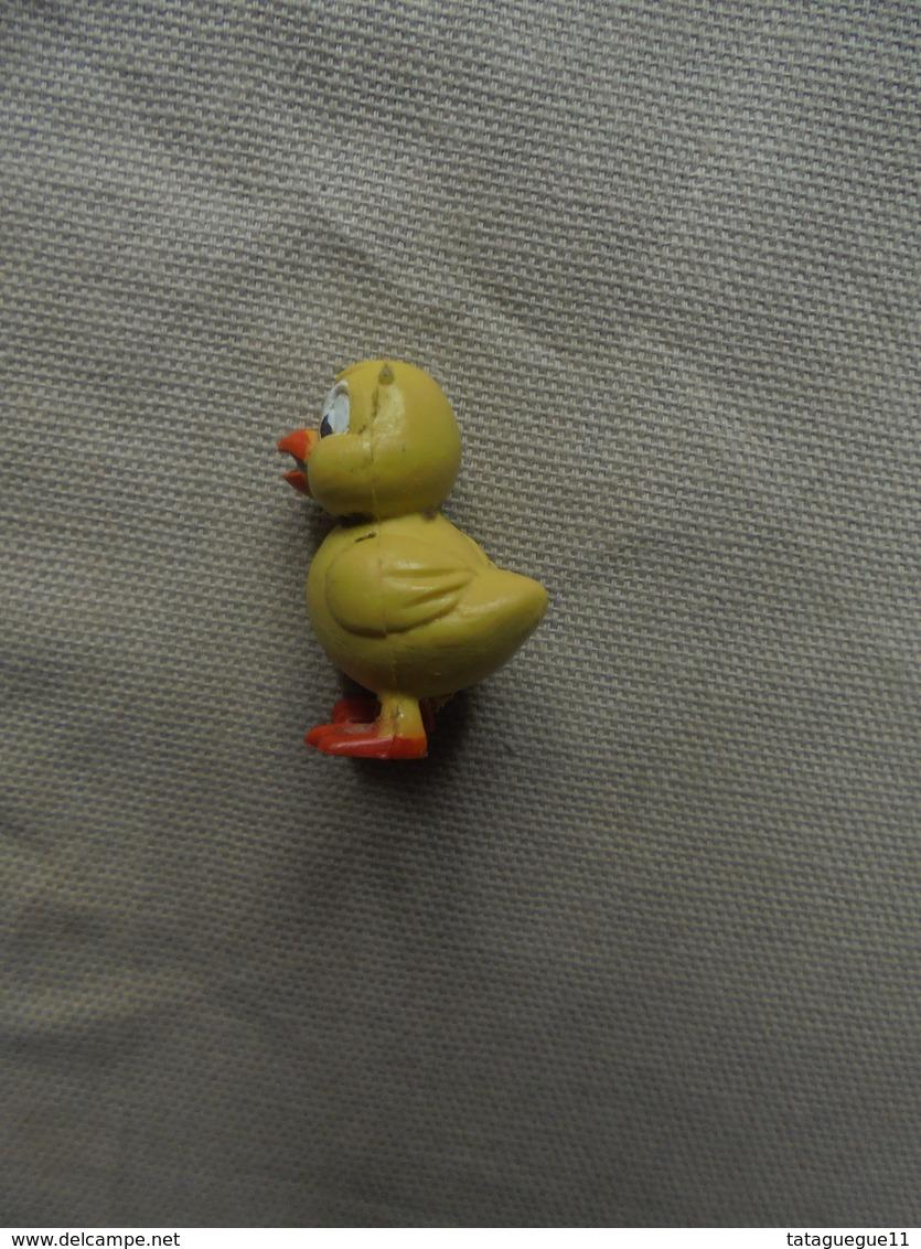 Vintage - Poussin Miniature - Oiseaux - Poules & Coqs