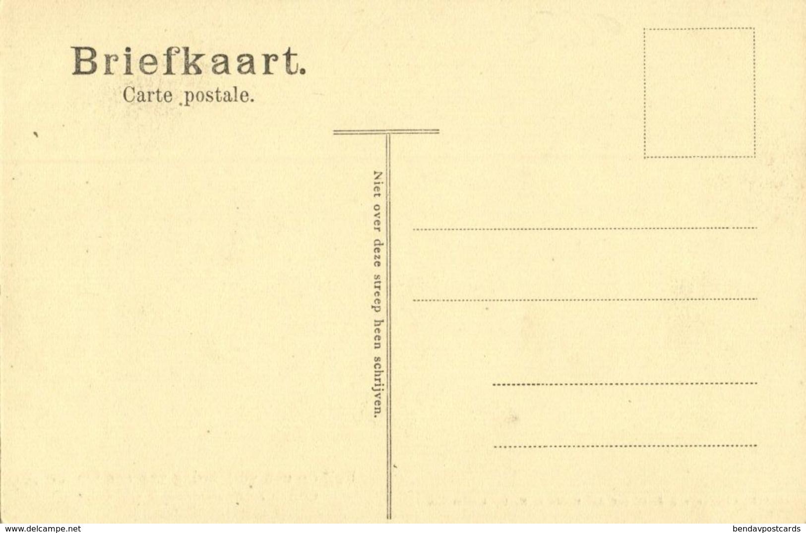 Indonesia, SUMATRA, MUARA TEMBESI, Dutch KNIL Soldiers Partying (1910s) Postcard - Indonesië