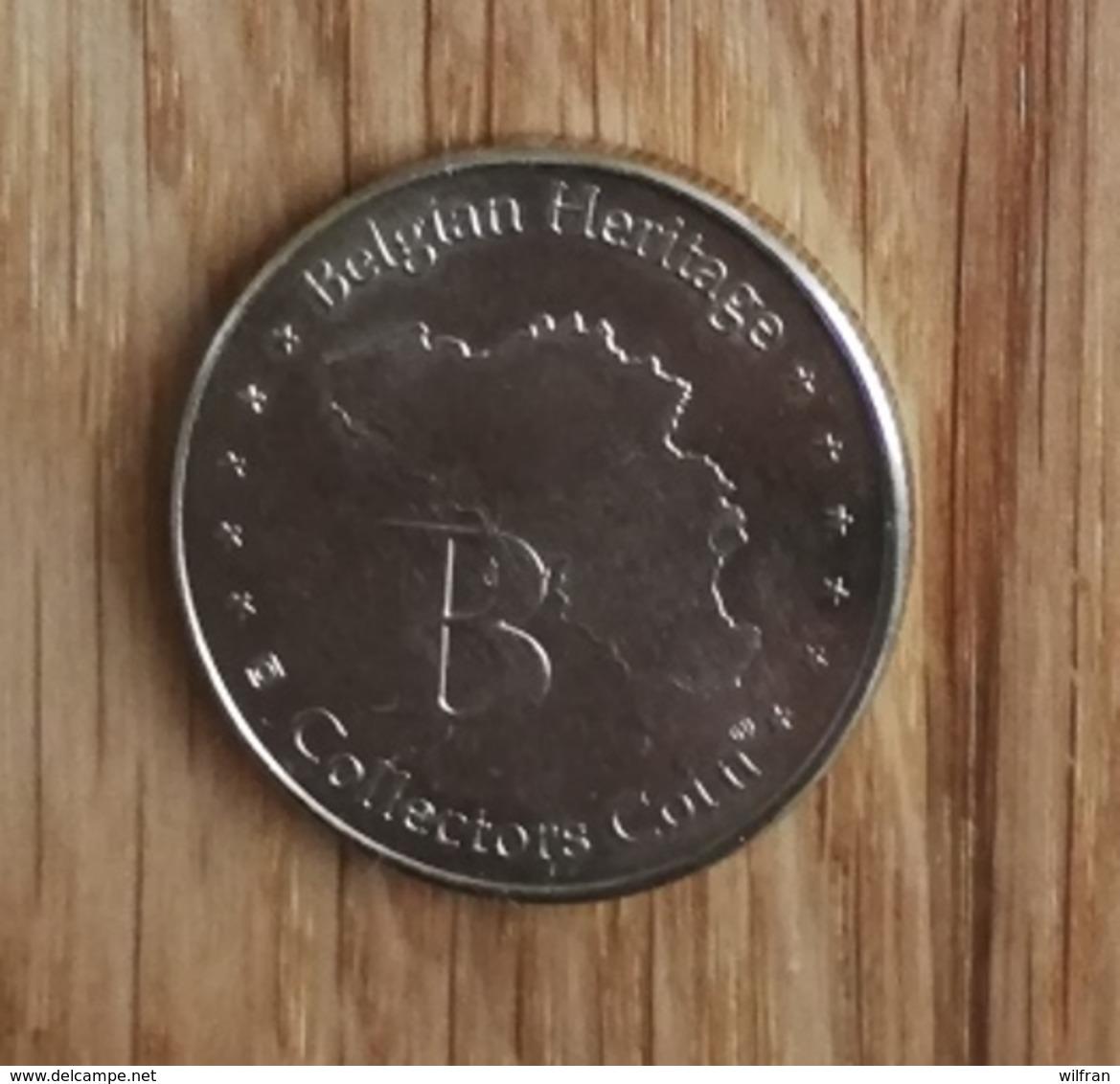 3273 Vz Ambiorix Tongeren Oudste Stad Van België - Kz Belgian Heritage Collectors Coin - Belgien
