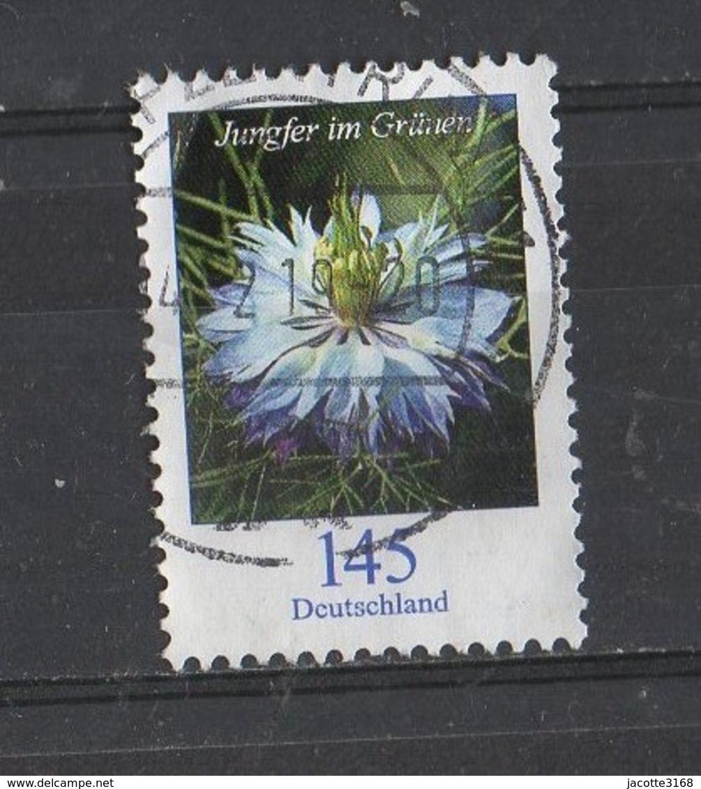 2018  MI/   3351   Jungfer Im Grünen - Oblitérés