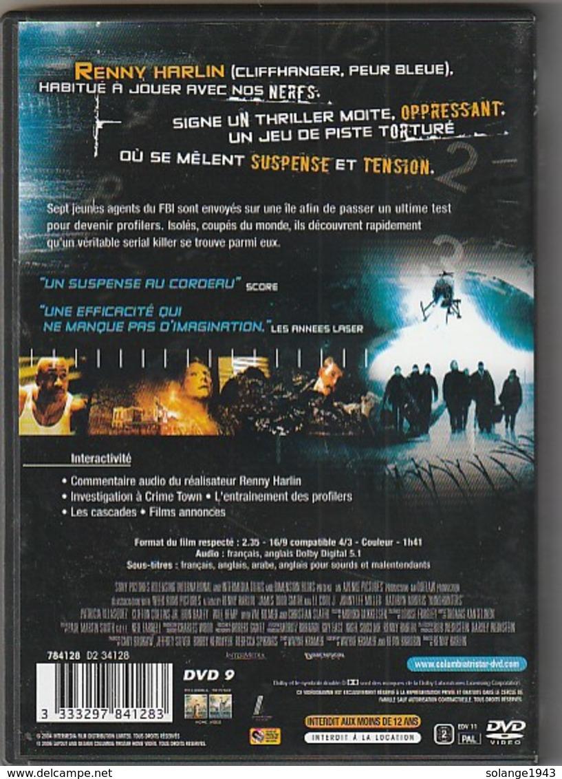 DVD PROFESSION PROFILER  Etat: TTB Port 110 Gr Ou 30 Gr - Policiers