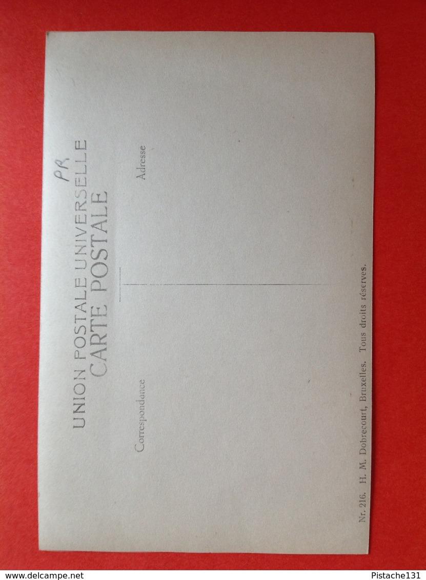 S.A.R. MADAME LA PRINCESSE CLEMENTINE DE BELGIQUE - SUPERBE CHAPEAU - GROTE HOED - Royal Families