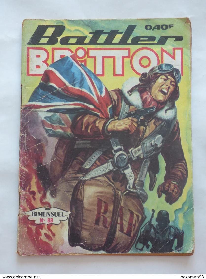 BATTLER BRITTON  N° 88  IMPERIA - Books, Magazines, Comics